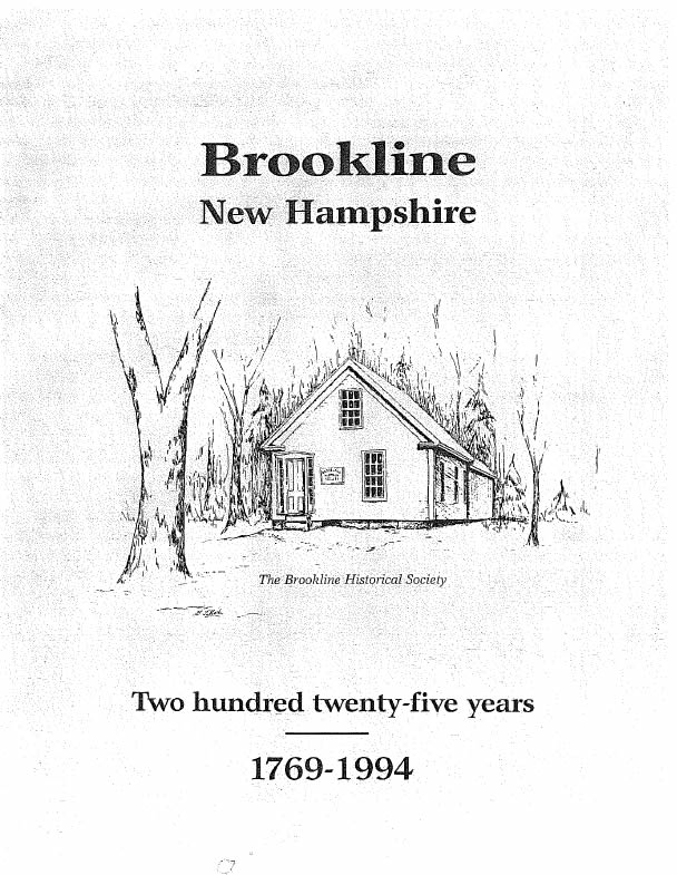 Brookline NH 225th Anniversary
