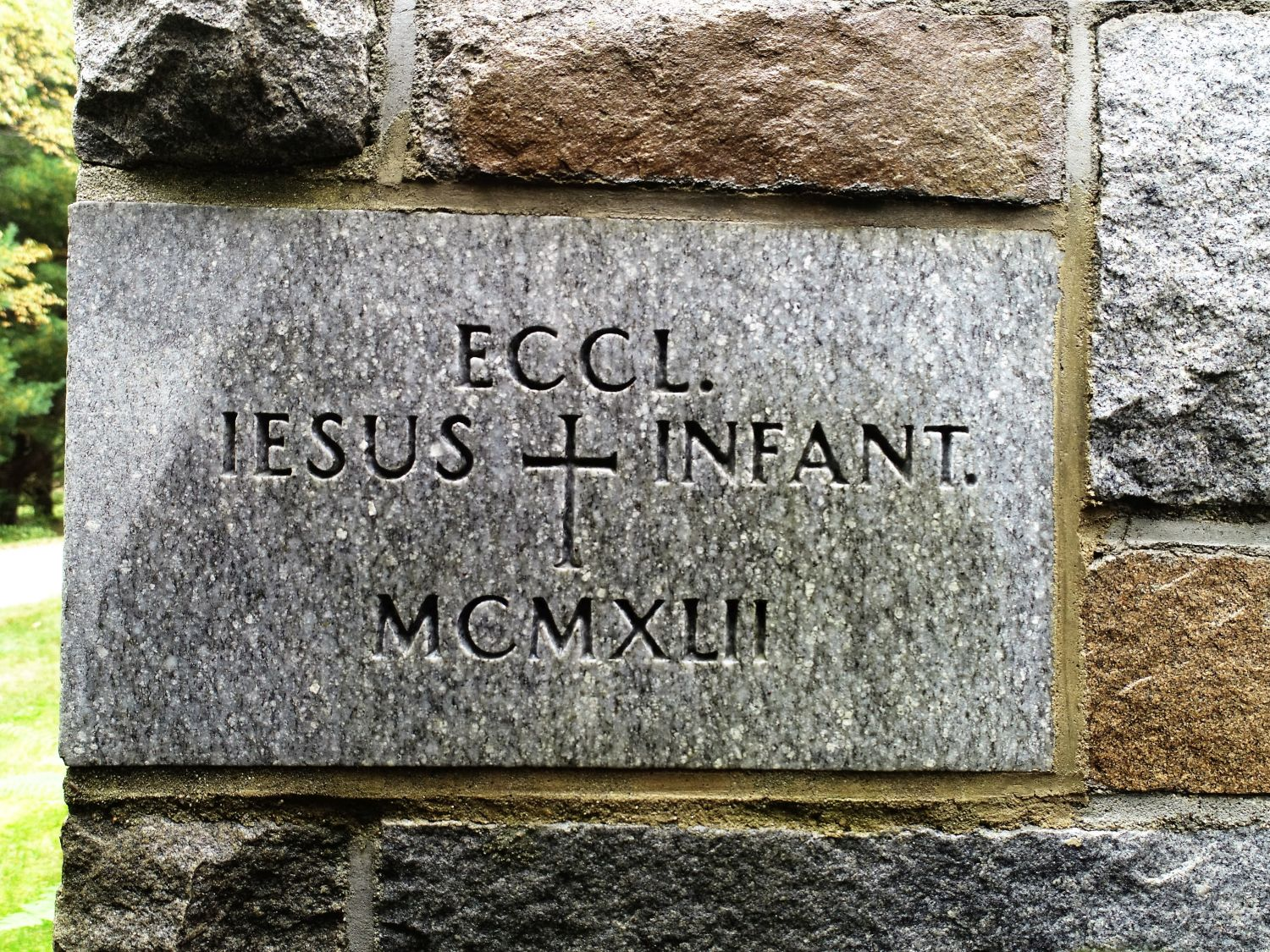Stone Church Cornerstone